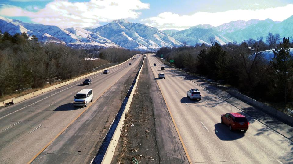 Free I80 Highway Salt Lake City
