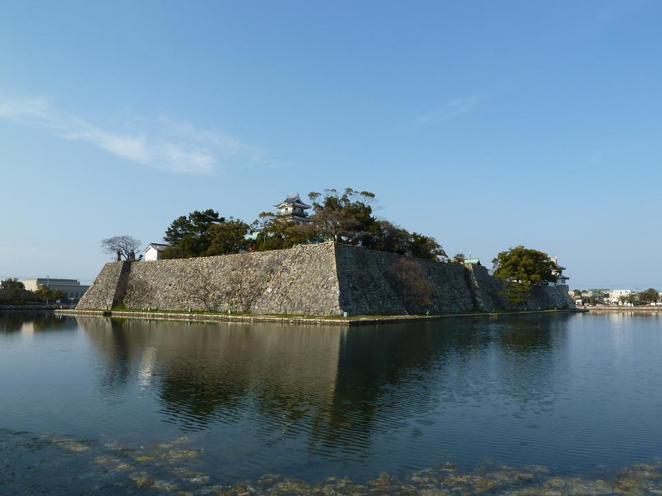 Free A Japanese Castle in Shikoku