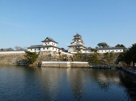 Free A Japanese Castle in Shikoku