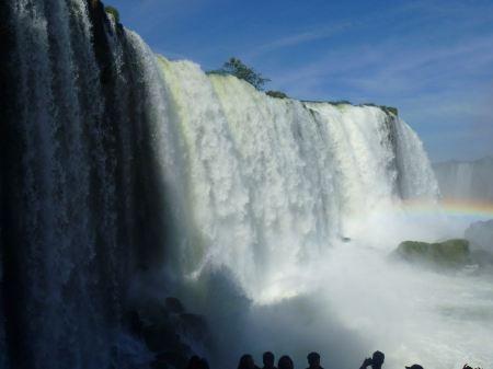 Free Iguacu Falls, Brazil