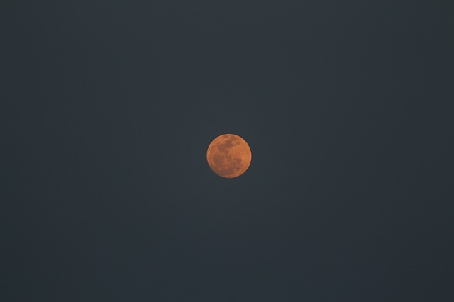 Free full moon moon night moonlight