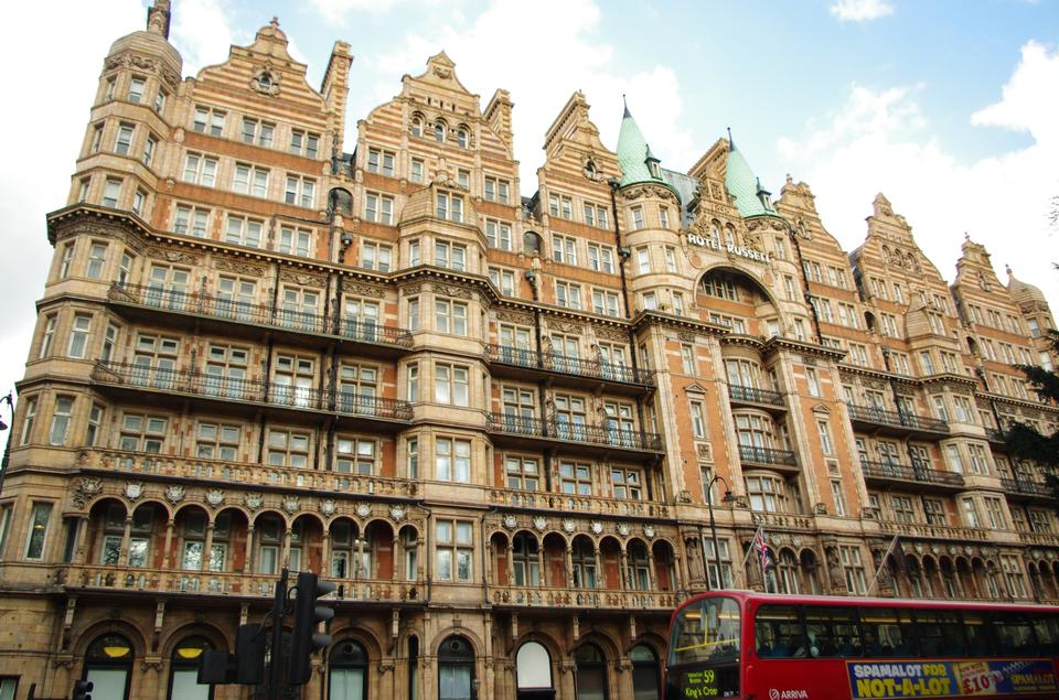 Free Hotel Russell in London