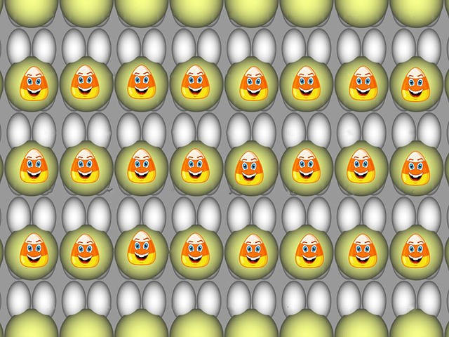 Free easter egg fun background crazy