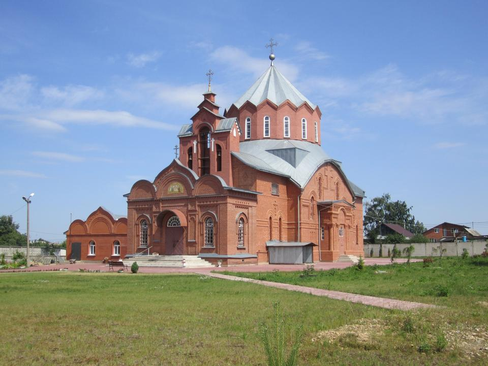 Free Holy Trinity Church. Russia