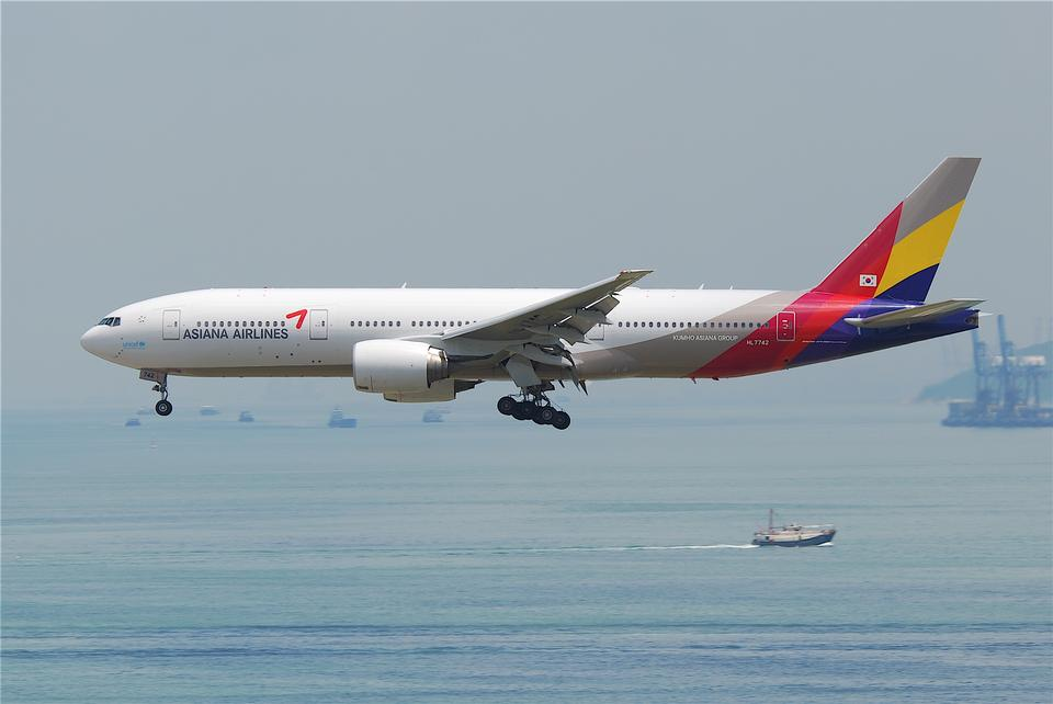 Free Photos: Asiana Airlines Flight 214 Crash in  San Francisco | 49korea