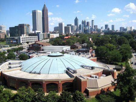 Free Cityscape Atlanta Georgia