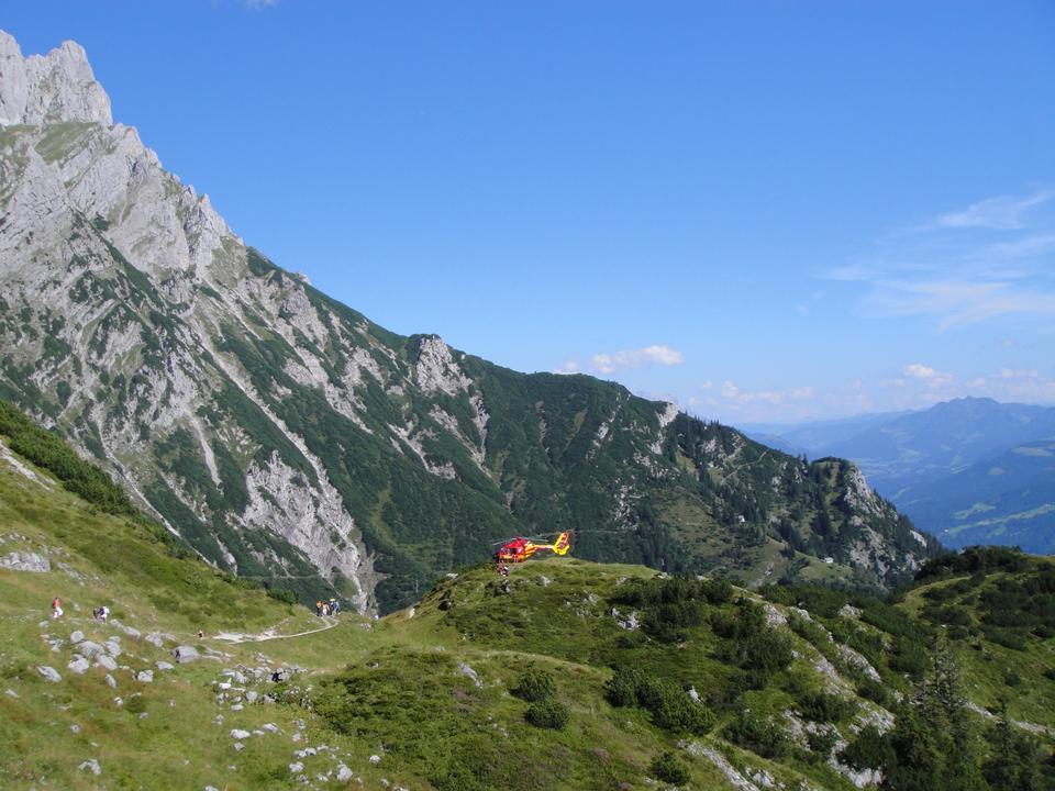 Free Eurocopter emergency landing