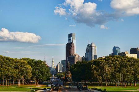 Free Cityscape Philadelphia Pennsylvania