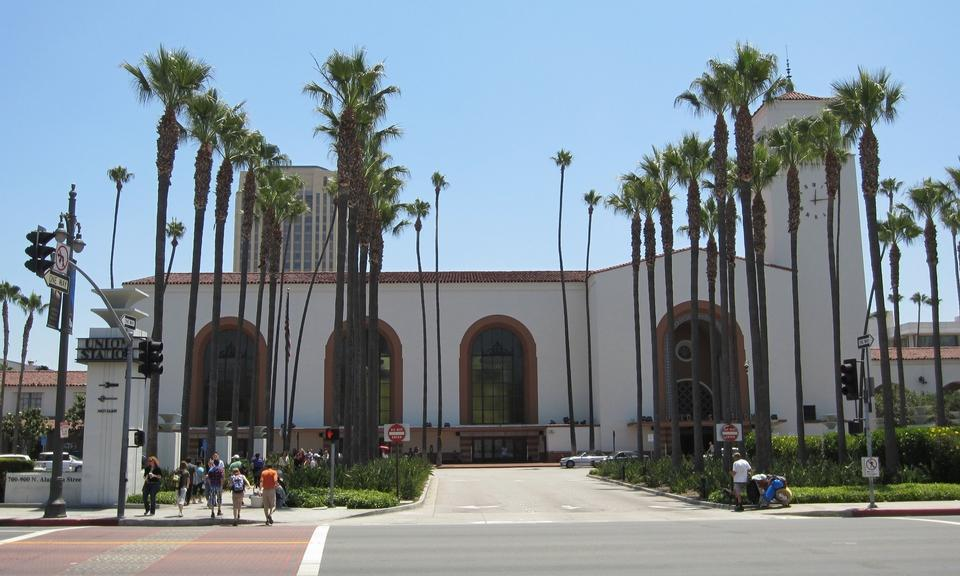 Free Union Station Los Angeles California