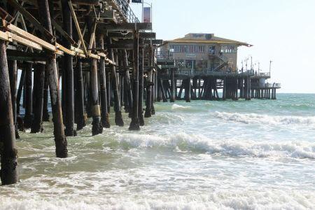Free Santa Monica Venice Beach Los Angeles, California