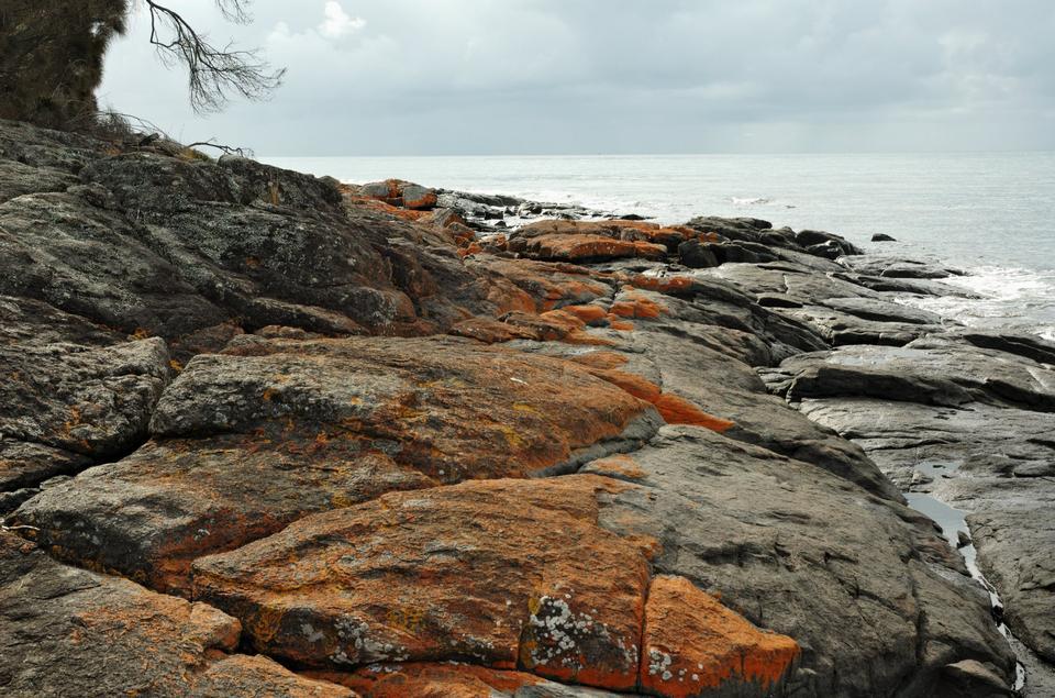 Free The Hazards, on Tasmania's Freycinet Peninsula