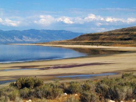 Free Great Salt Lake in Utah, USA