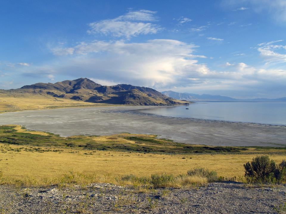 Free Great Salt Lake in Utah, USA