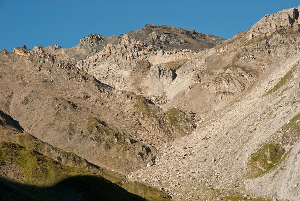 Free Patscherkofel in Tyrol region, south of Innsbruck