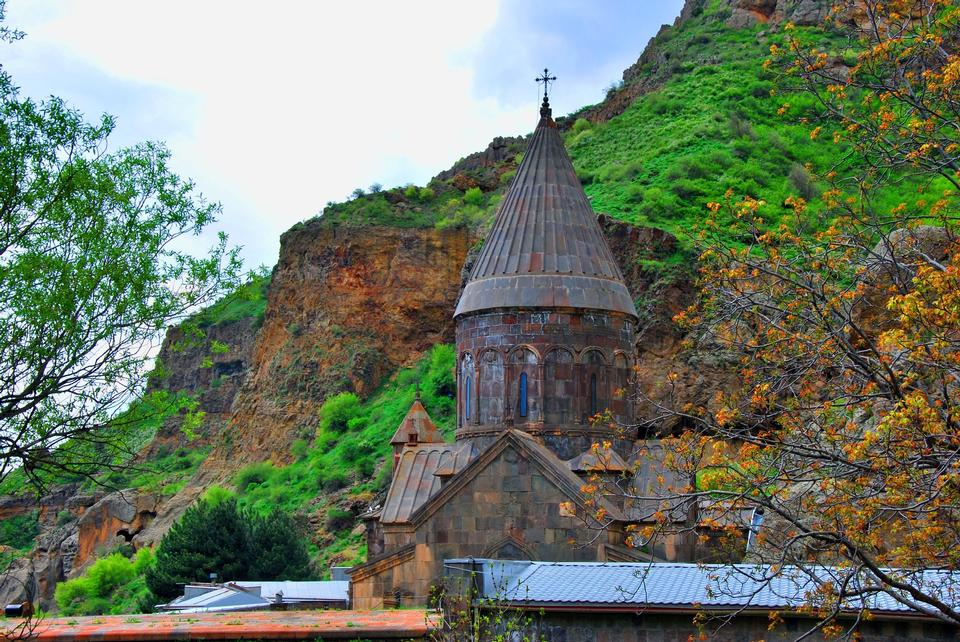 Free Photos: Monastery of Geghard in Armenia | eurosnap