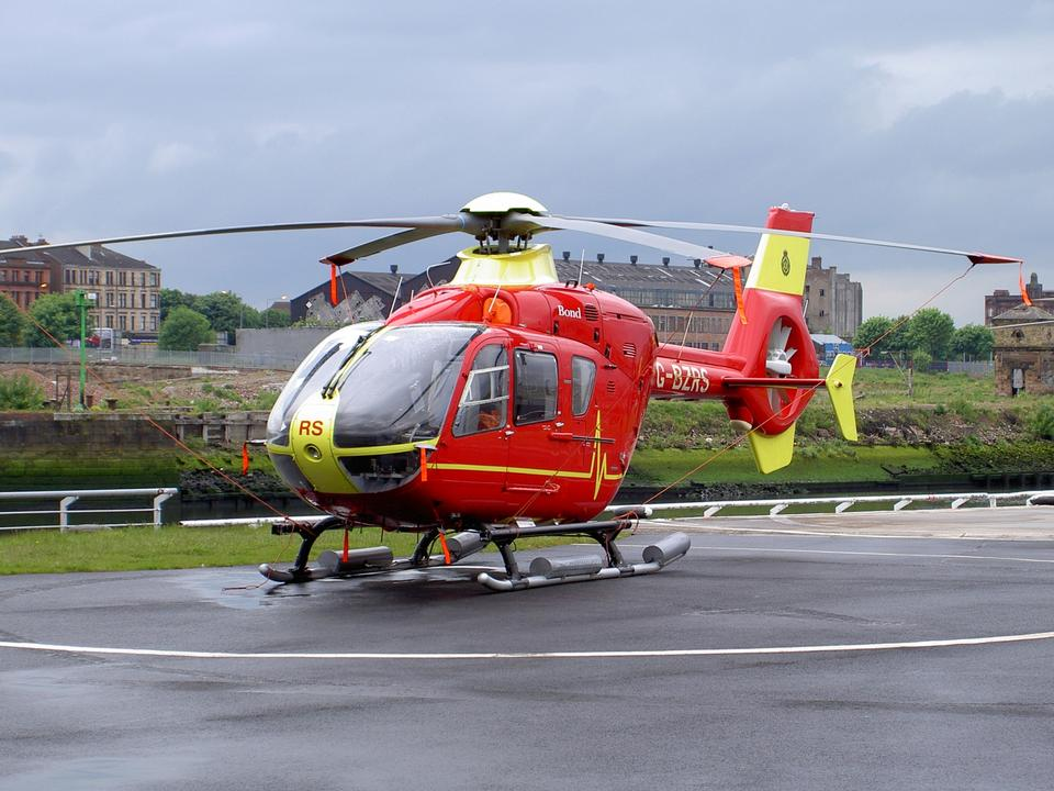 Free Helicopter Eurocopter EC135