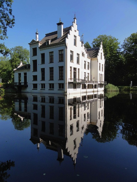 Free netherlands palace building structure landmark