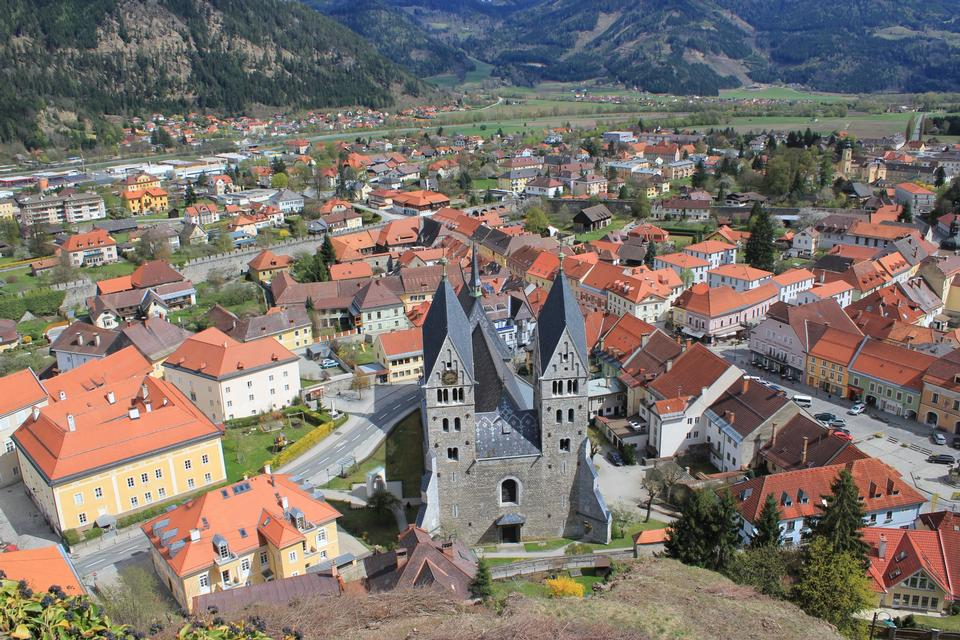 Free small town Friesach