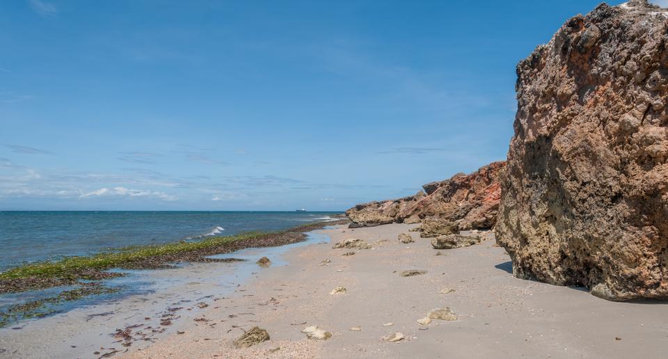 Free El Manglillo Bay, Margarita Island