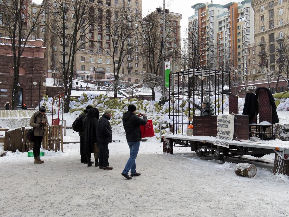 Free Euromaidan in Kiev
