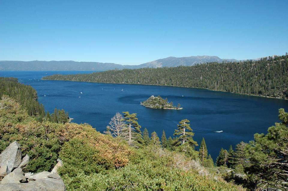 Free beautiful Sand Harbor, Lake Tahoe