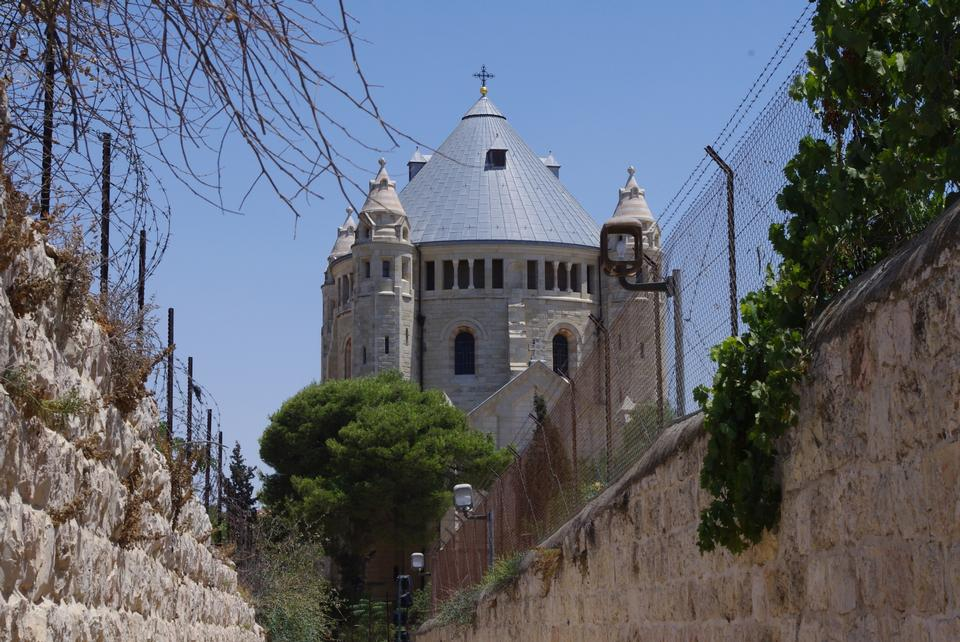 Free Photos: Hagia Maria Sion Abbey Church Jersusalem | eurosnap