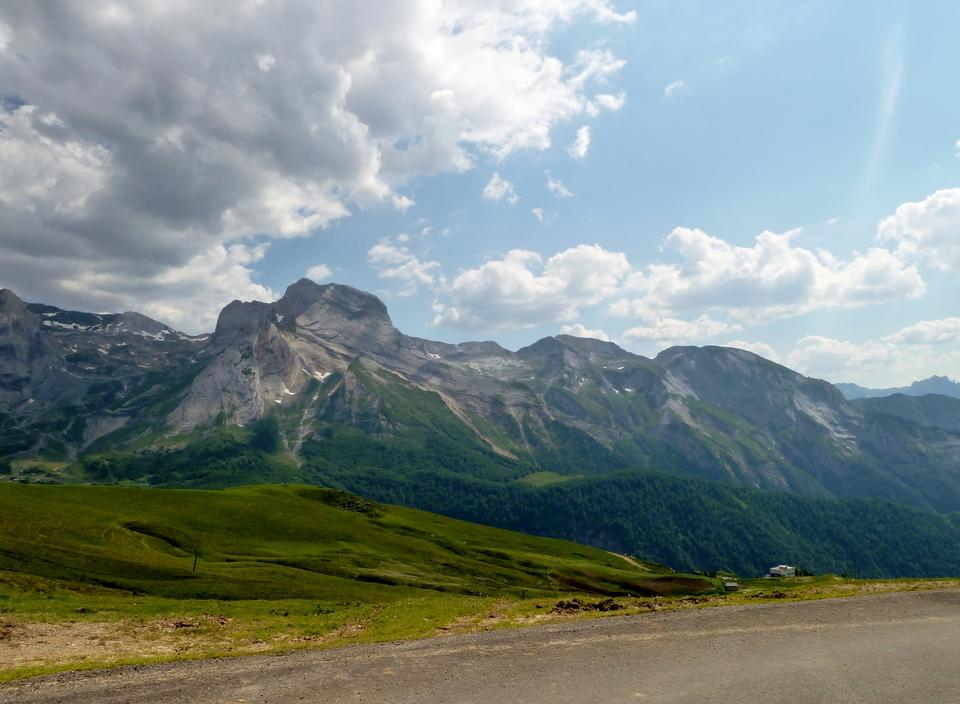 Free Col d'Aubisque Col in France