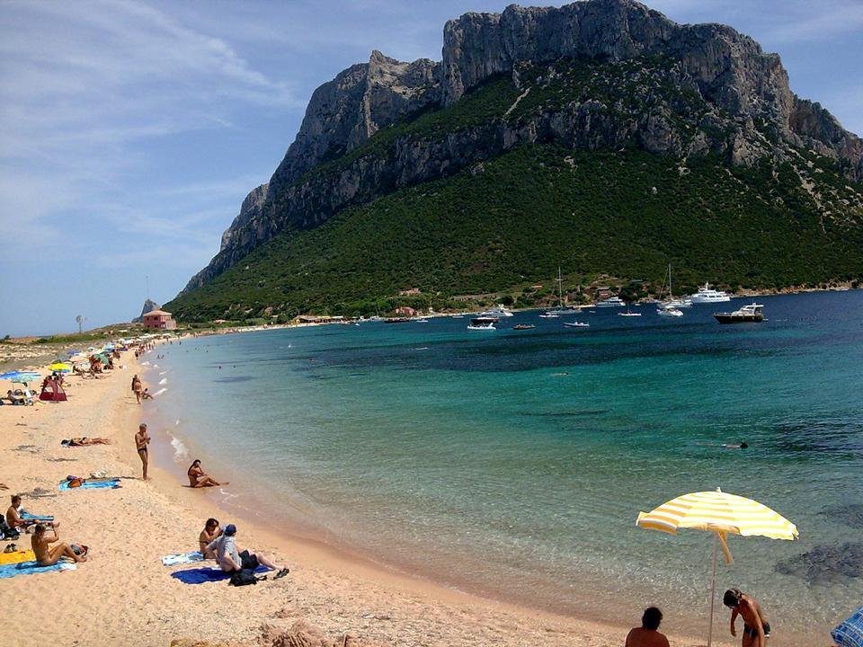 Free A view of Tavolara Island - Sardinia