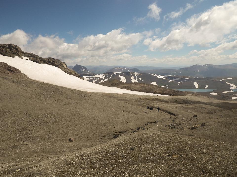 Free Copahue Volcano, Patagonia, Neuqen