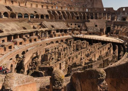 Free Colosseum Rome, Italy