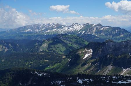 Free Mountain Churfirsten in Switzerland