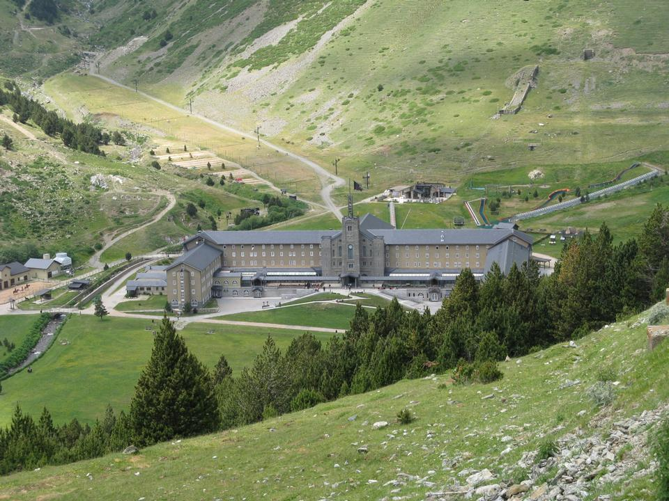 Free Vall de Nuria or Valley of Nuria