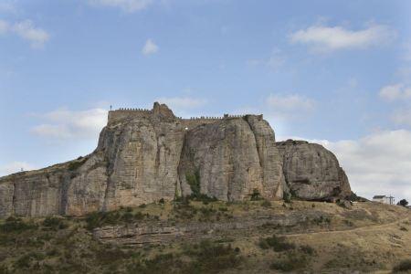 Free Castle of Clavijo, La Rioja, Spain