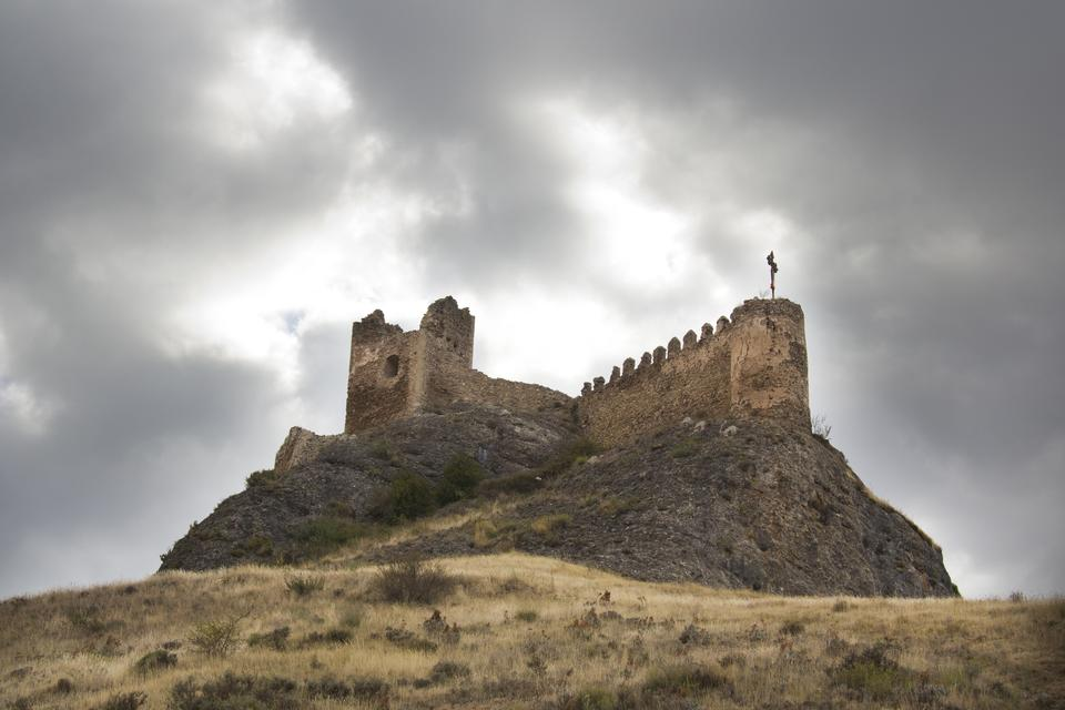 Free Castle of Clavijo, La Rioja, Spain