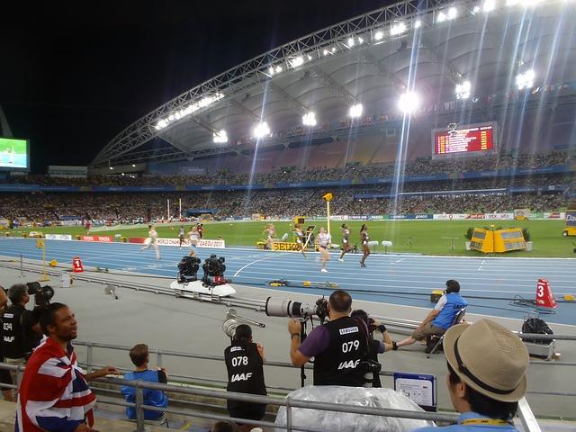 Free games stadion sport athletics competition stadium