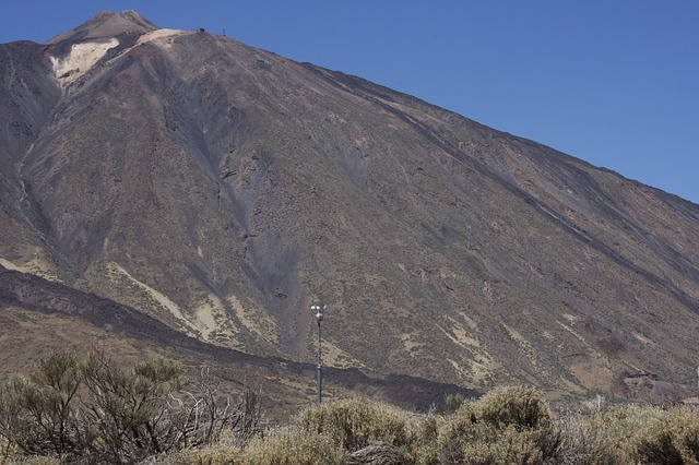 Free teide tenerife canary islands pico del teide nature