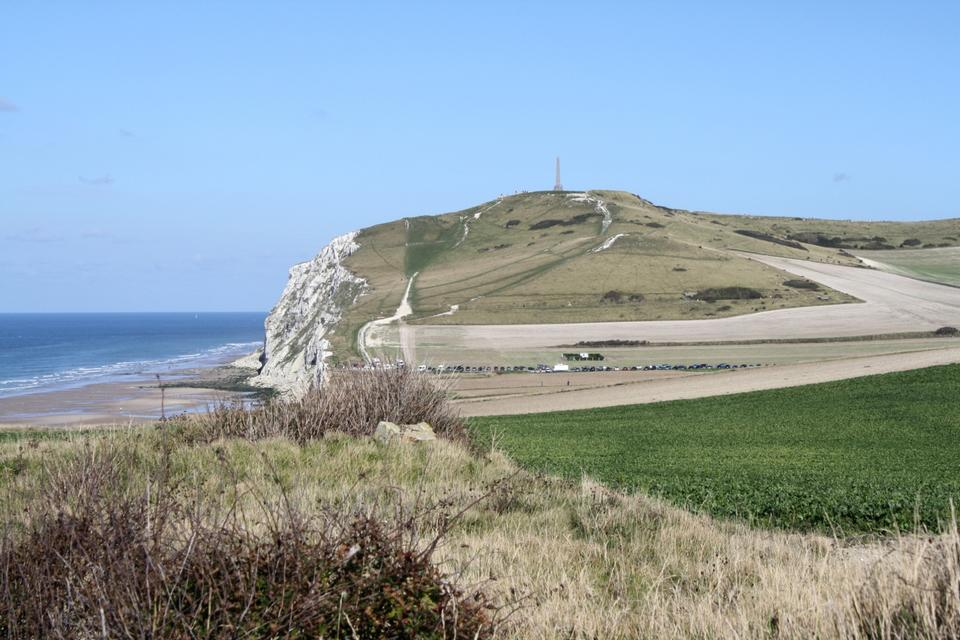 Free Cap Blanc Nez in northern France