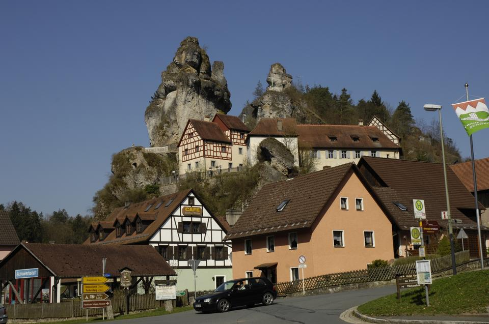 Free Castle Rock in Tuchersfeld