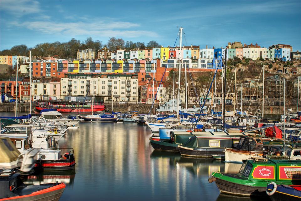 Free Bristol Marina in Bristol, England