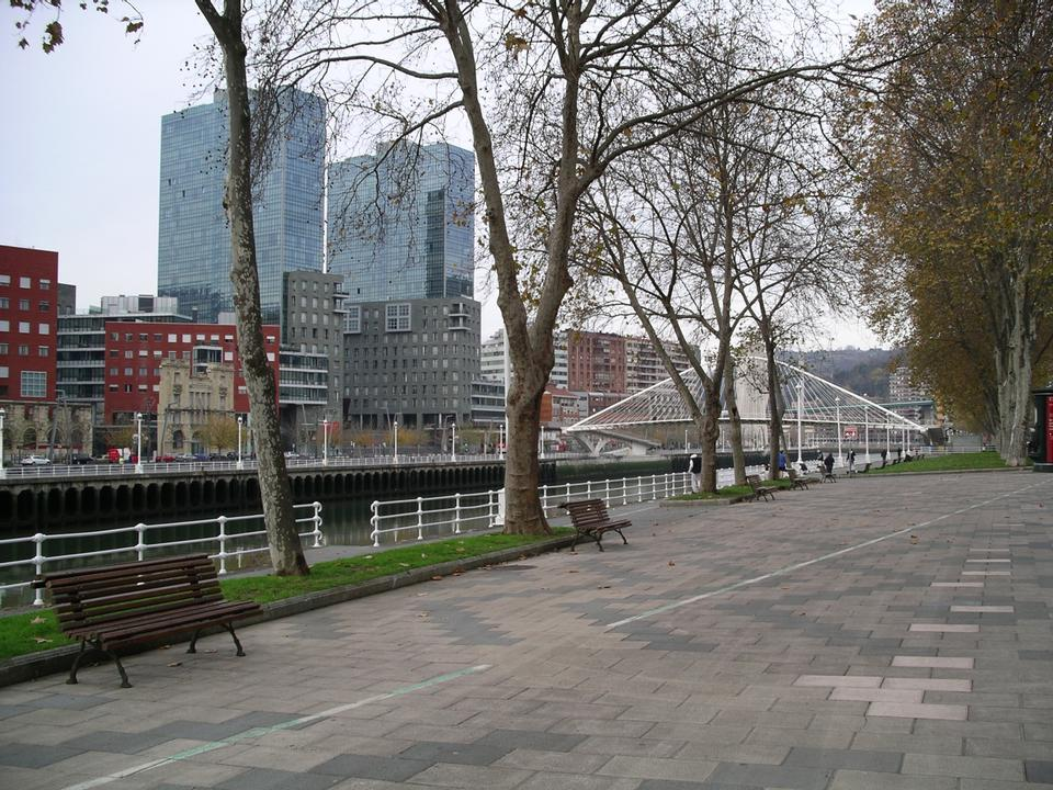 Free Bilbao City in Spain