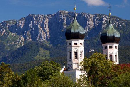Free Benediktbeuern abbey