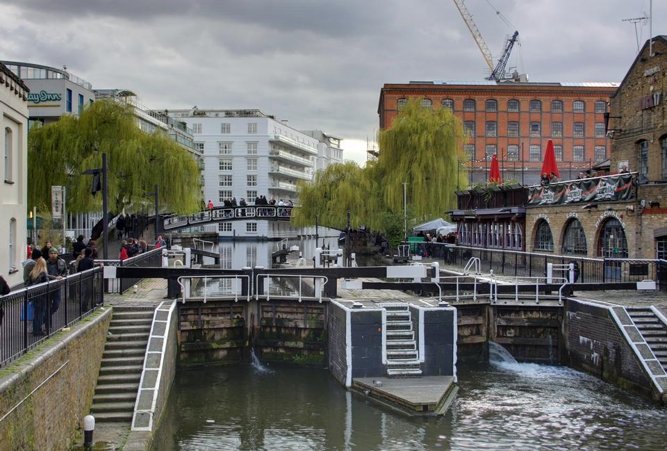 Free Camden Lock in London