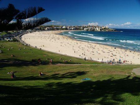 Free Bondi Beach in Sydney, Australia