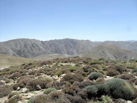 Free Mount Binalud in Iran