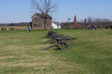 Free Manassas National Battlefield Park