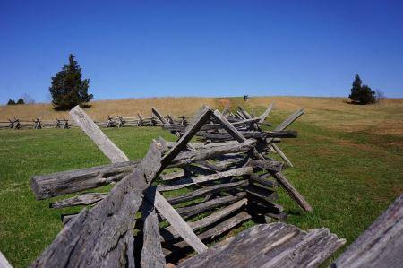 Free Manassas National Battlefield
