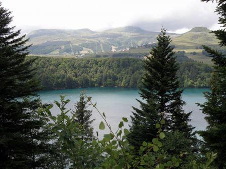 Free Lac Pavin Lake in France