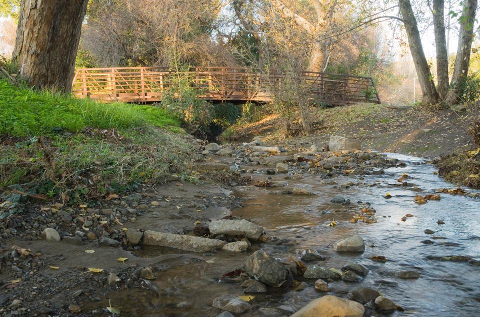 Free Fowler Creek Park, San Jose, California