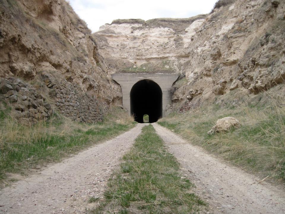 Free Belmont Tunnel  Marsland, Nebraska
