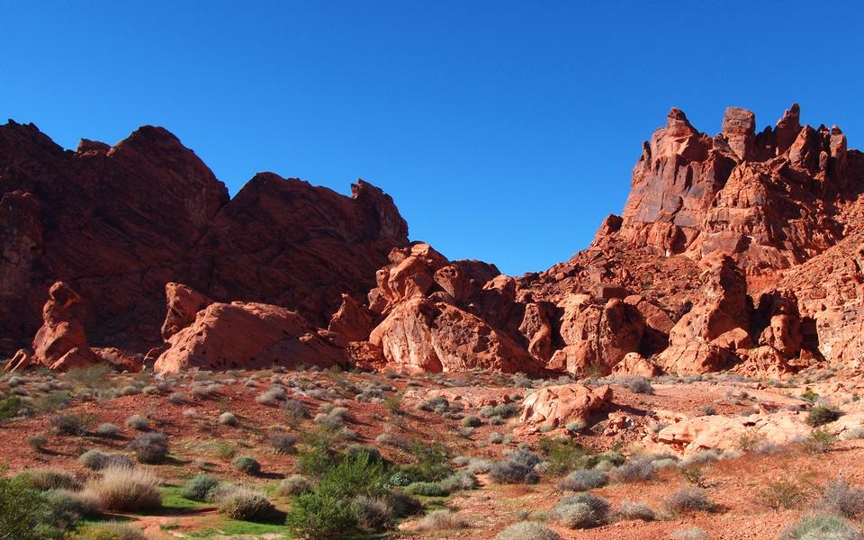 Free Valley of Fire State Park NV